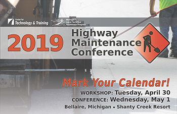 Mark Your Calendar for 2019 HMC
