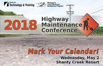 Highway Maintenance Conference advertisement