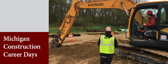 Michigan Construction Career Days