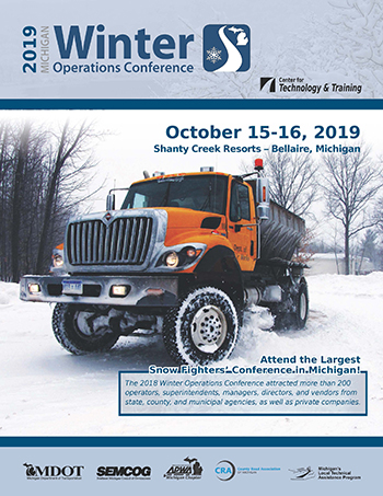 Mark your calendar for winter ops on October 15 and 16