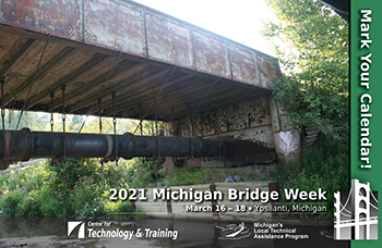 Mark Your Calendar for the 2021 Michigan Bridge Week March 16 through 18