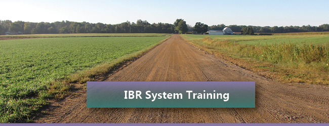 TAMC IBR System Training