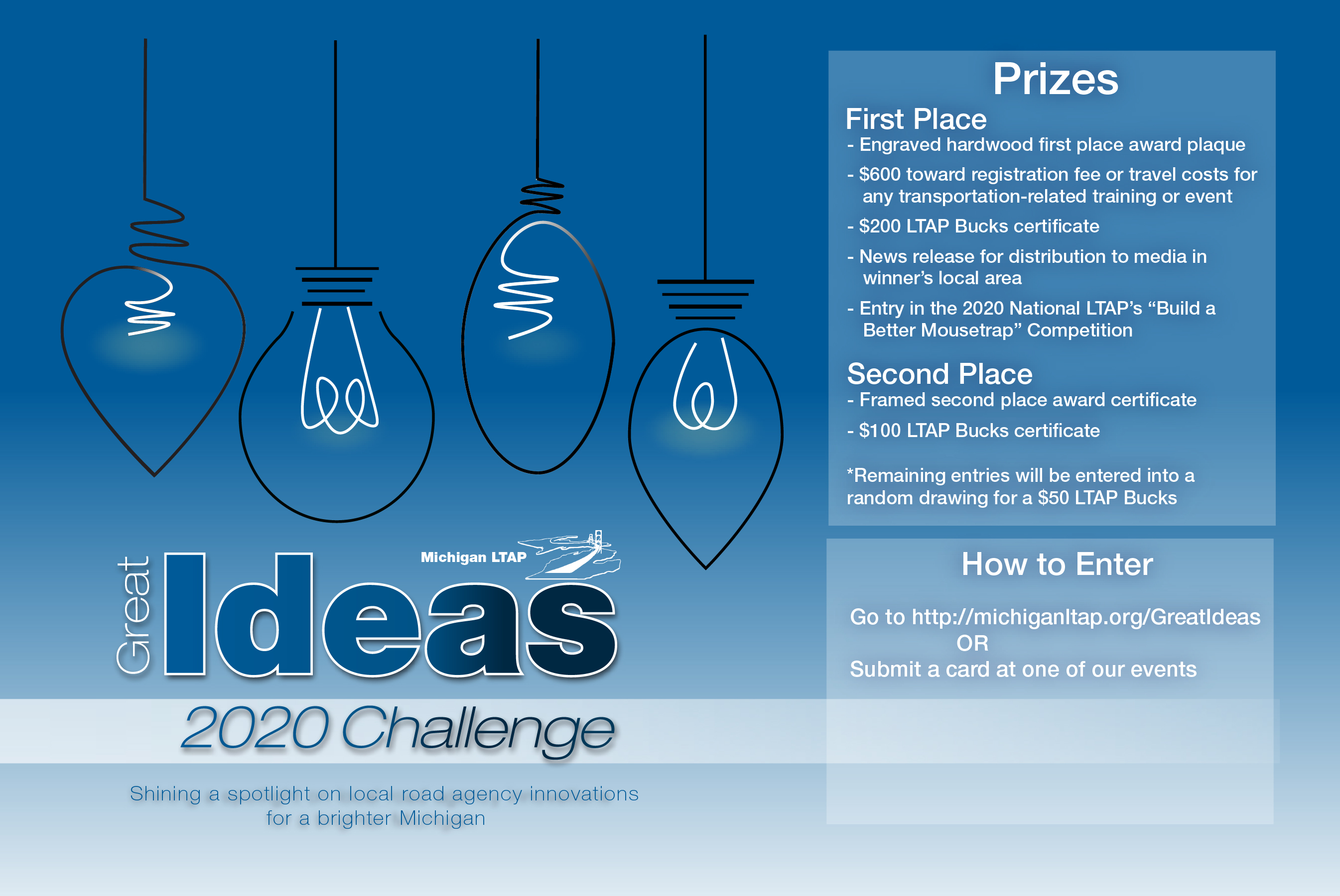 Great Ideas Challenge ad